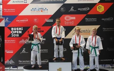 Van Buel Sporters goed voor 15 podiumplaatsen