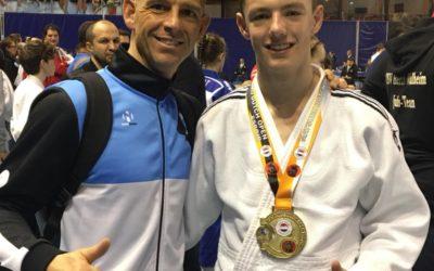 Judoka Laurens Wilms wint Dutch Open