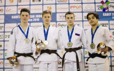 Zilver in Italië voor judoka Laurens Wilms!