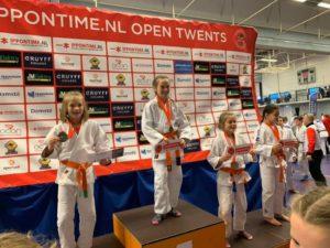 Lola Kemps JudoZilver in Enschede