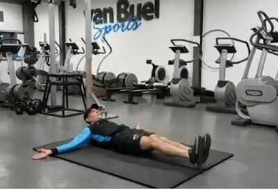 Buikspieren Workout – 18 maart