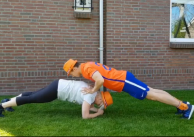 Kingsday workout – 27 april