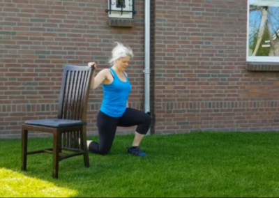 Stoel workout – 26 april