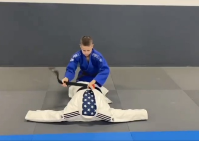 Judo/MMA Dummy maken