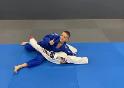 Judo/MMA les 1