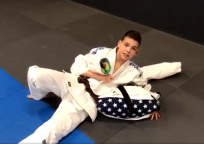 Judo/MMA – les 4
